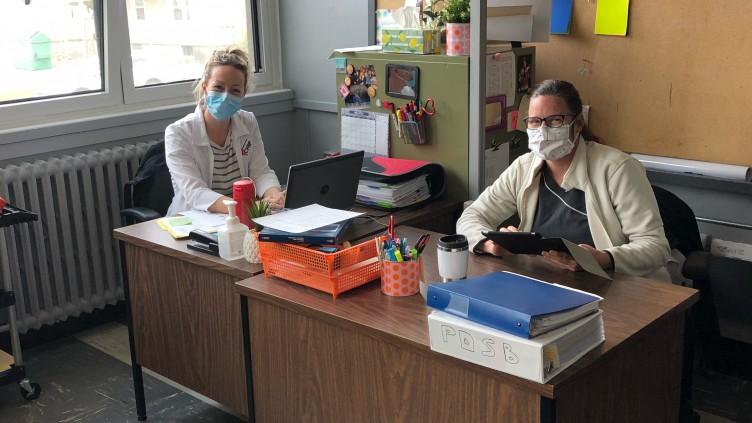 Les enseignantes en santé !