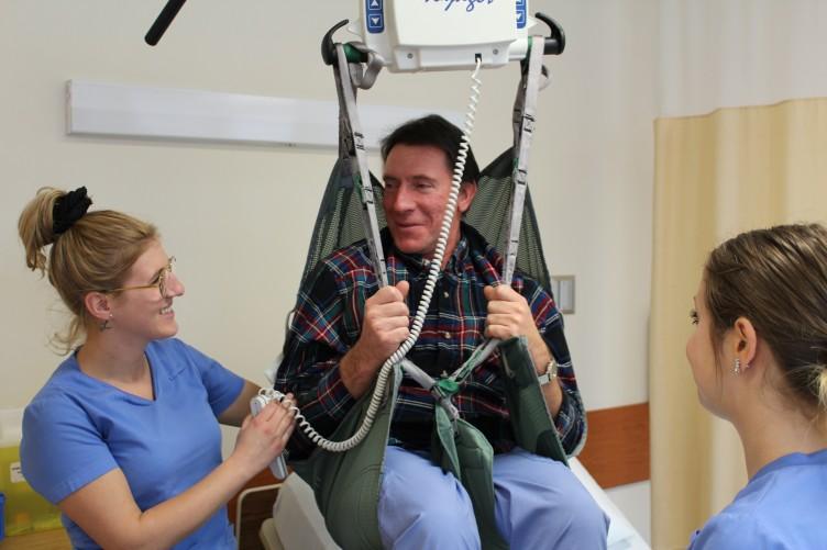 Soutien aux soins d'assistance en établissement de santé en CHSLD (PROGRAMME 15 JUIN – COMPLET)